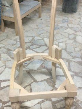 Fitilli Ayak Sandalye