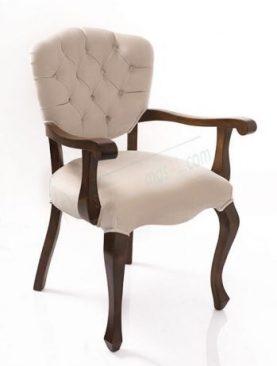 Lükens Kollu Sandalye