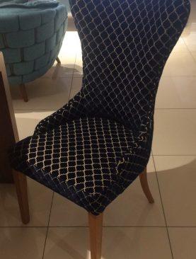 Dip Kulaklı Sandalye